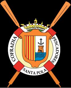 Logo Cofradía de Pescadores de Santa Pola